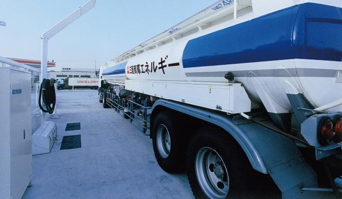 ガソリンスタンド向け燃料油販売&コンサルタント業務